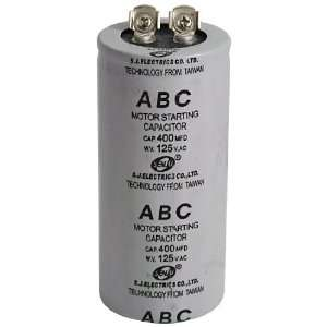 Terminals Motor Run Start Capacitor for Compressors: Electronics
