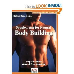 Building (Natural Health Guide) (9781553120216): Zoltan Rona: Books
