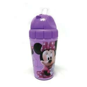 Disney Minnie Mouse Insulated Straw Cup 9 oz. Baby