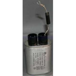 BaCai 0.90 uF H.V. Capacitor CH85 21090 2100 AC w/Diode