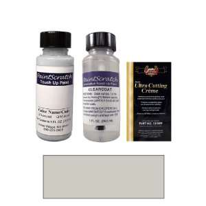 Oz. Dyna Silver Metallic Paint Bottle Kit for 1994 Harley Davidson