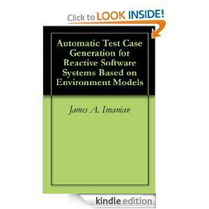 Automatic Test Case Generation for Reactive Software Systems Based on
