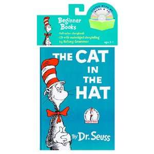 The Cat in the Hat Book & CD (Dr. Seuss) [Paperback]