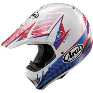 Arai Motion VX Pro3 Motocross Motorcycle Helmet   Blue