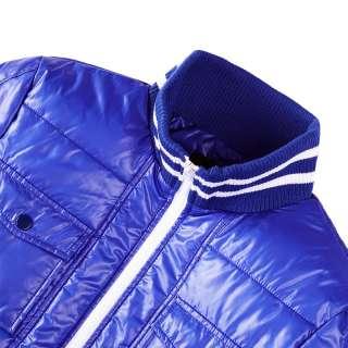 Vancl Mens Puffer Mens Warm Slick Energetic Padded Casual Jacket 3