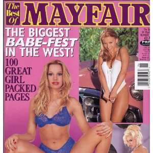 THE BEST OF MAYFAIR #26: MAYFAIR MAGAZINE. PAUL RAYMOND