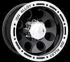 CPP ION 174 Wheels Rims 16x8, fits JEEP WRANGLER GRAND CHEROKEE YJ