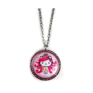 Tarina Tarantino Hello Kitty Pink Head Russian Nouveau Lg