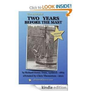 Mast: Richard Henry Dana, Chris Thomerson:  Kindle Store