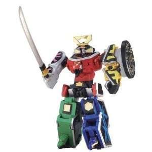 Japan DX SHINKEN OH Samurai Shinkenger Megazord Power Rangers Figure