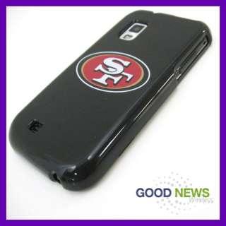 Verizon Samsung Fascinate Galaxy S San Francisco 49ers Hard Case Phone