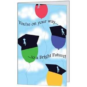 Graduation Congratulations Diploma Degree Student School Fun Greeting
