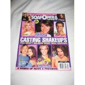 14 #49 Dec. 4, 2001 Casting Shakeups Bauer Magazine L.P. Books
