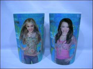 Hannah Montana / Miley Cyrus Holographic Cups