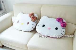 Sanrio Hello Kitty Leopard 2 Side Living Room Sofa / Car Cushion