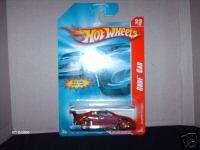 HW HOT WHEELS 07 CODE CARS #22 CUSTOM COUGAR HOTWHEELS