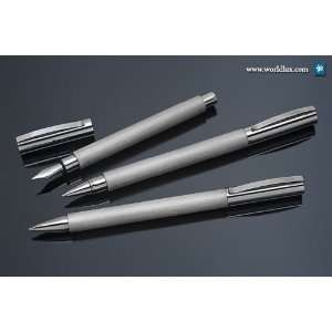 Faber Castell Design Ambition Rollerball Pen Stainless