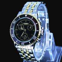 New Luxury Golden Mens Metal Quartz Wrist Watches, M38