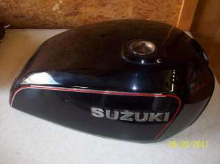 OEM Suzuki GS850 Fuel Tank Gas Tank GS 850 1979