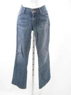 JAMES CURED Dark Blue Denim Jeans Sz 26