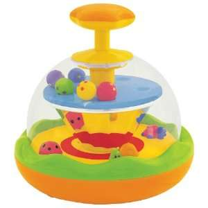 Small World Express Preschool Toys Tap N View Spinner