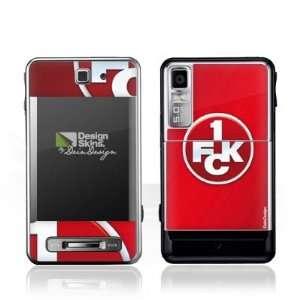 Design Skins for Samsung F480   1. FCK Logo Design Folie
