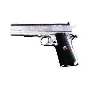 Spring Colt Delta Gold Cup Pistol FPS 240, Chrome Airsoft Gun