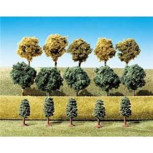 Faller 181471 15 Deciduous Trees: Toys & Games
