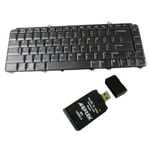 Laptop Notebook Keyboard for Dell Inspiron 1520 1521 Inspiron 1525