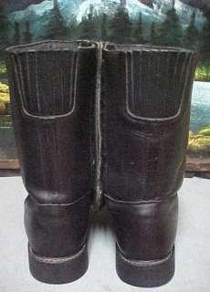 Corbin Handmade Roadmaster Motorcycle Biker Boots Mens Size 11EE