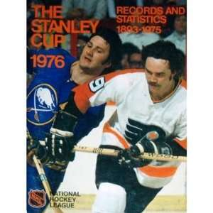 231129   1976 NHL Magazine (Stanley Cup Records and Stats