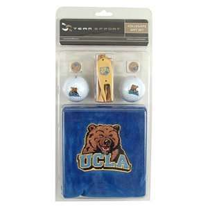 UCLA Bruins College NCAA Golf Logo Gift Set