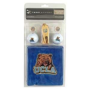 UCLA Bruins College NCAA Golf Logo Gift Set Sports & Outdoors