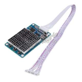 Digital display module for 3 Axis Stepper Motor Driver