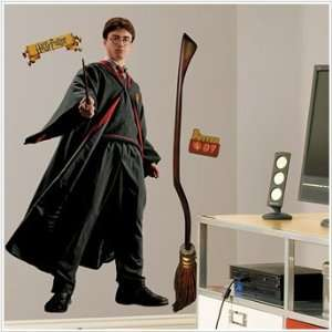 Harry Potter⢠Giant Wall Decal Stickers