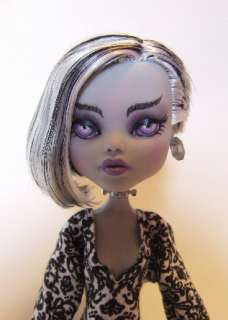 OOAK Frankie #1 Monster High   Repaint doll  Free shipping