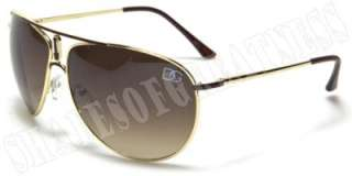 DG Sunglasses Womens Ladies Fashion Aviators Shades