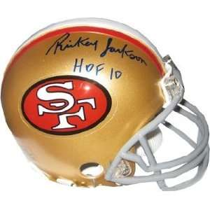 Rickey Jackson Autographed/Hand Signed San Francisco 49ers