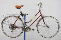 Vintage 1970s Huffy Regatta ladies 5 speed bicycle bike tourist 22
