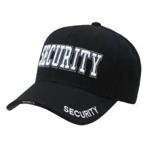 RAPID DOMINANCE 3 D High Embroidered Law Enforcement Baseball Caps