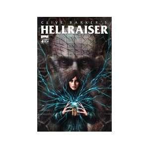 Hellraiser #4 Cover B Clive Barker Books