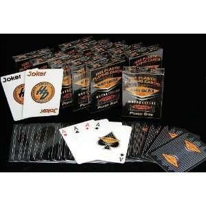 Harley Davidson Plastic Poker Cards