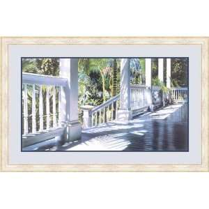 Patricks Porch by Alice Dalton Brown   Framed Artwork