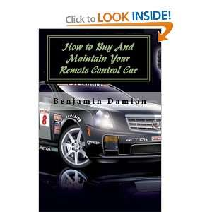 How to Buy And Maintain Your Remote Control Car
