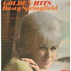 GOLDEN HITS LP UK PHILIPS 1966 12 TRACK MONO PRESSING