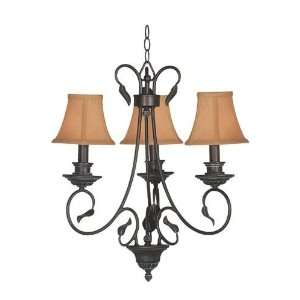 Home Decorators Collection Fairview 6 Light Heritage Bronze Chandelier