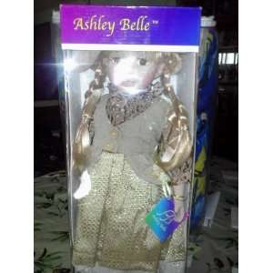 Ashley Belle Fine Porcelian Doll Toys & Games