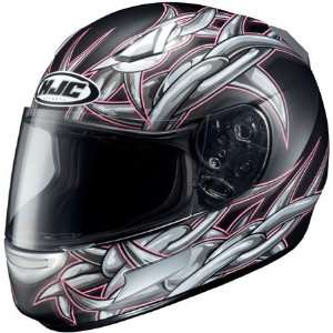 HJC CL SP Barbwire Full Face Helmet X Large  Pink