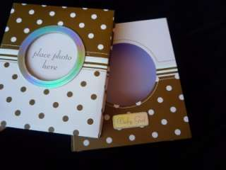 KEEPSAKE Box & Photo Album ~BABY GIRL~ boxed set