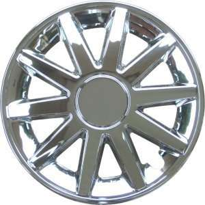 8 Chrome Spoke Wheel Cover Automotive